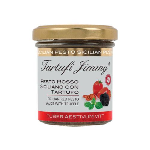 Pesto Rosso Siciliano con Tartufo