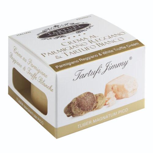 Crema al Parmigiano Reggiano & Tartufo bianco