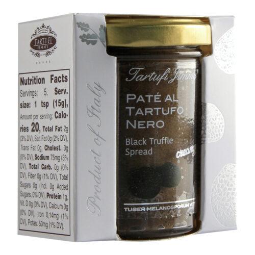 Patè al Tartufo Nero