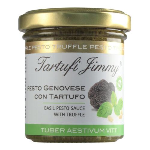 Pesto Genovese con Tartufo