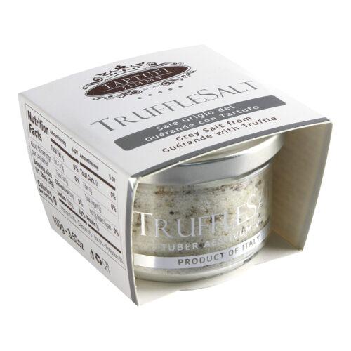 Truffle Salt | Sale Grigio del Guérande con Tartufo